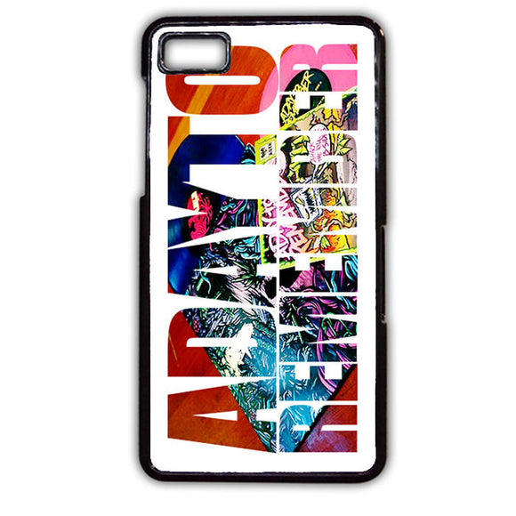 A Day To Remember Band Art TATUM-164 Blackberry Phonecase Cover For Blackberry Q10, Blackberry Z10 - tatumcase