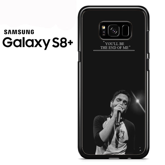 A day to remember youll the end of me - Samsung Galaxy S8 Plus Case - Tatumcase