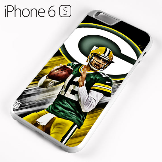 Aaron Rodgers Greenbay Packers - iPhone 6 Case - Tatumcase