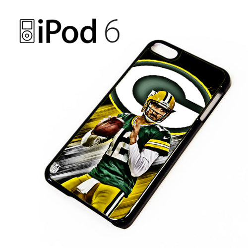 Aaron Rodgers Greenbay Packers - iPod 6 Case - Tatumcase