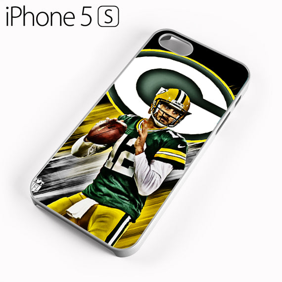 Aaron Rodgers Greenbay Packers - iPhone 5 Case - Tatumcase