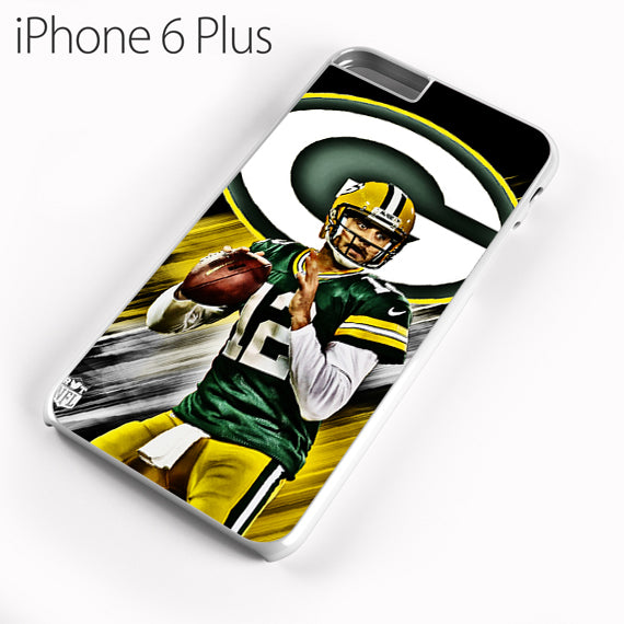 Aaron Rodgers Greenbay Packers - iPhone 6 Plus Case - Tatumcase