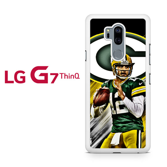 Aaron Rodgers Greenbay Packers, LG G7 ThinQ Case, Tatumcase