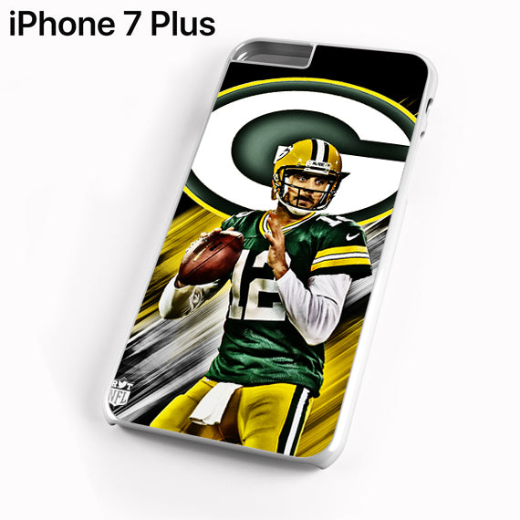 Aaron Rodgers Greenbay Packers - iPhone 7 Plus Case - Tatumcase
