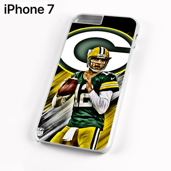 Aaron Rodgers Greenbay Packers - iPhone 7 Case - Tatumcase
