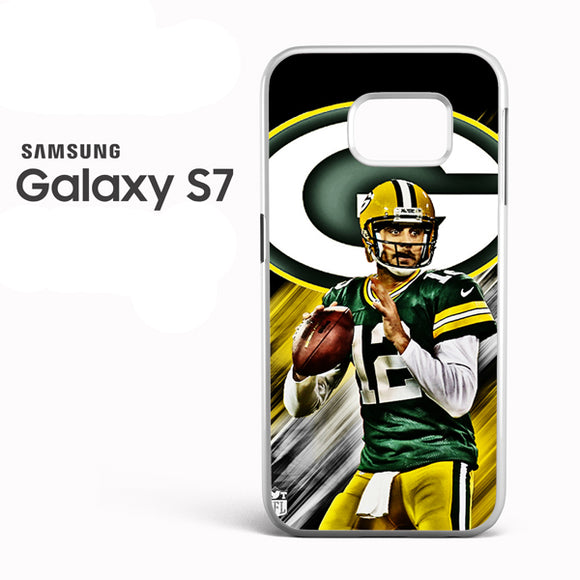 Aaron Rodgers Greenbay Packers - Samsung Galaxy S7 - Tatumcase