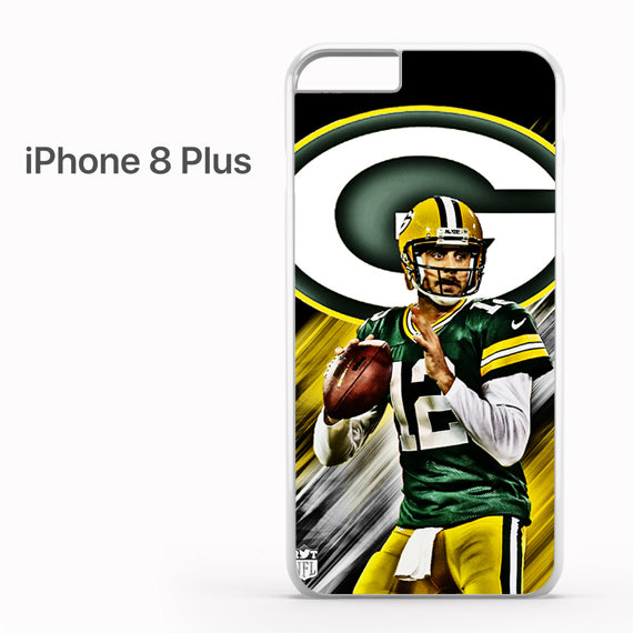 Aaron Rodgers Greenbay Packers - iPhone 8 Plus Case - Tatumcase