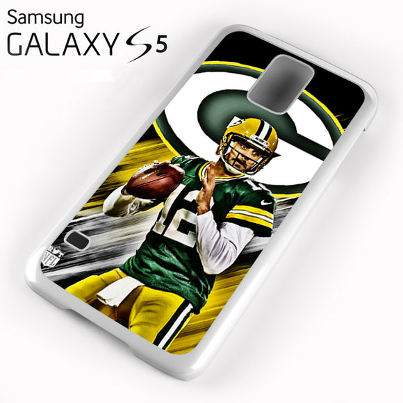 Aaron Rodgers Greenbay Packers - Samsung Galaxy S5 Case - Tatumcase