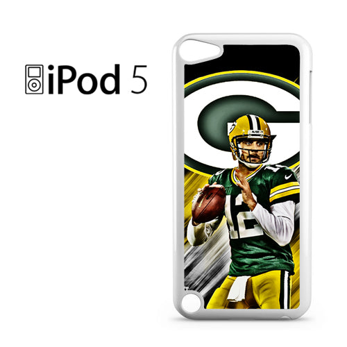 Aaron Rodgers Greenbay Packers - iPod 5 Case - Tatumcase
