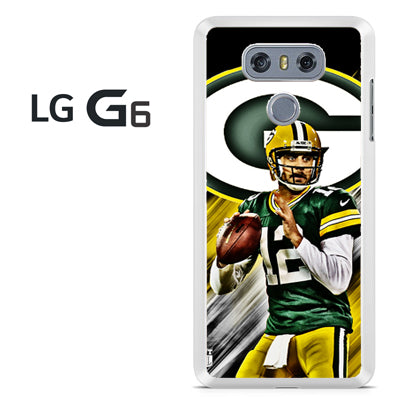 Aaron Rodgers Greenbay Packers - LG G6 Case - Tatumcase