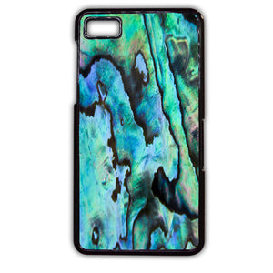 Abalone TATUM-195 Blackberry Phonecase Cover For Blackberry Q10, Blackberry Z10 - tatumcase