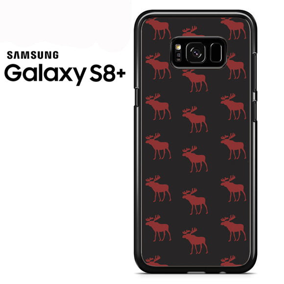 Abercrombie And Fitch Logo Collage 2 - Samsung Galaxy S8 Plus Case - Tatumcase