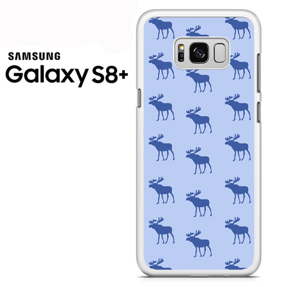 Abercrombie And Fitch Logo Collage 3 - Samsung Galaxy S8 Plus Case - Tatumcase