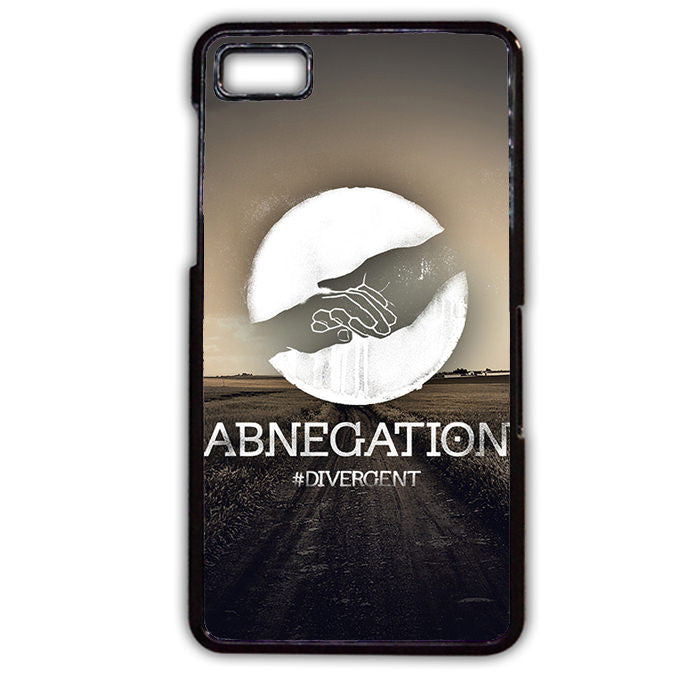 Abnegation TATUM-217 Blackberry Phonecase Cover For Blackberry Q10, Blackberry Z10 - tatumcase
