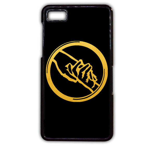 Abnegation Divergent Logo TATUM-218 Blackberry Phonecase Cover For Blackberry Q10, Blackberry Z10 - tatumcase