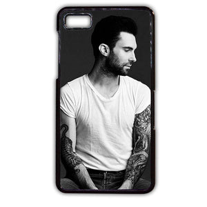 Adam Levine Handsome TATUM-250 Blackberry Phonecase Cover For Blackberry Q10, Blackberry Z10 - tatumcase