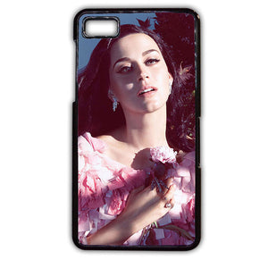 Adorable Katy Perry TATUM-296 Blackberry Phonecase Cover For Blackberry Q10, Blackberry Z10 - tatumcase