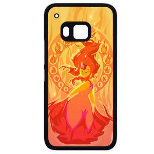 Adventure Time Characters Flame Princess CartoonPhonecase Cover Case For HTC One M7 HTC One M8 HTC One M9 HTC ONe X - tatumcase