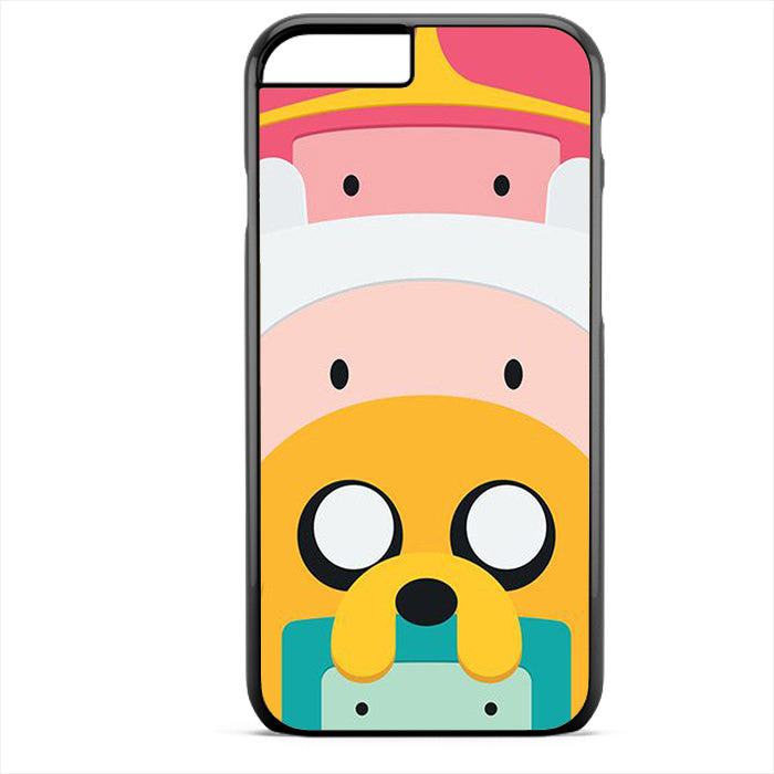 Adventure Time Cute Characters Phonecase For Iphone 4/4S Iphone 5/5S Iphone 5C Iphone 6 Iphone 6S Iphone 6 Plus Iphone 6S Plus