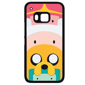 Adventure Time Cute CharactersPhonecase Cover Case For HTC One M7 HTC One M8 HTC One M9 HTC ONe X - tatumcase
