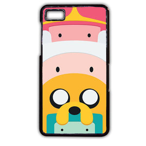 Adventure Time Cute Characters TATUM-327 Blackberry Phonecase Cover For Blackberry Q10, Blackberry Z10 - tatumcase