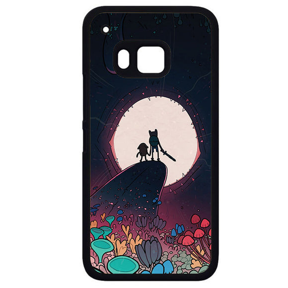 Adventure Time Finn And JackPhonecase Cover Case For HTC One M7 HTC One M8 HTC One M9 HTC ONe X - tatumcase