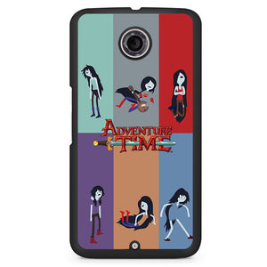 Adventure Time Marceline Cool Phonecase Cover Case For Google Nexus 4 Nexus 5 Nexus 6 - tatumcase