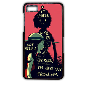 Adventure Time Animation 1 Phonecase Cover Case For Blackberry Q10 Blackberry Z10 - tatumcase