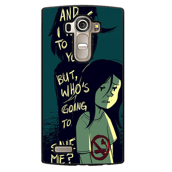 Adventure Time Animation 3 Phonecase Cover Case For LG G3 LG G4 - tatumcase