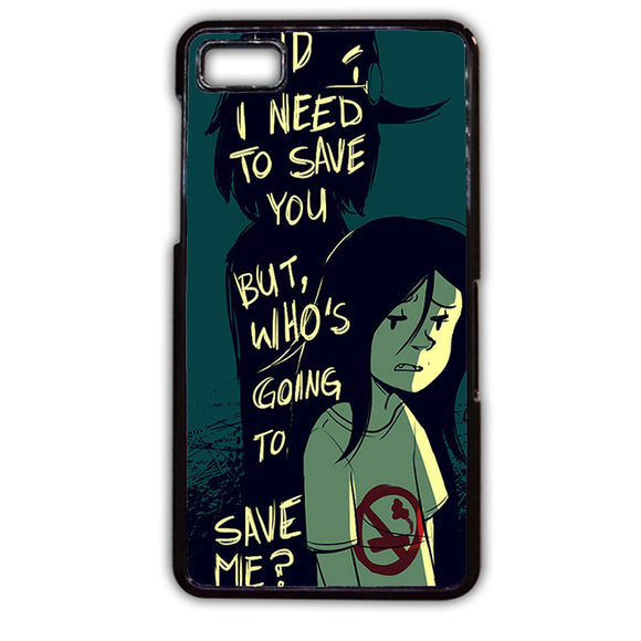 Adventure Time Animation TATUM-314 Blackberry Phonecase Cover For Blackberry Q10, Blackberry Z10 - tatumcase