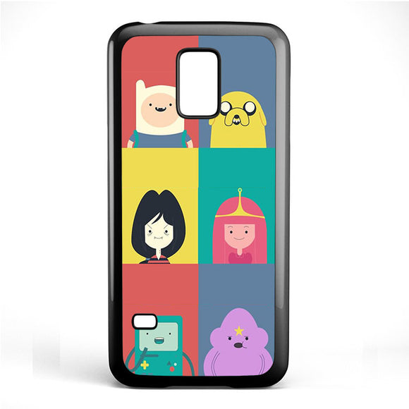 Adventure Time Cute Phonecase Cover Case For Samsung Galaxy S3 Mini Galaxy S4 Mini Galaxy S5 Mini - tatumcase