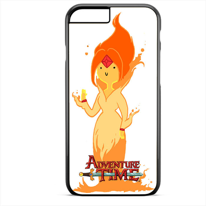 Adventure Time Flame Princess Phonecase For Iphone 4/4S Iphone 5/5S Iphone 5C Iphone 6 Iphone 6S Iphone 6 Plus Iphone 6S Plus