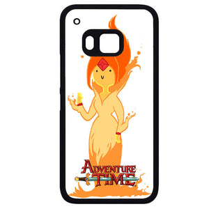 Adventure Time Flame PrincessPhonecase Cover Case For HTC One M7 HTC One M8 HTC One M9 HTC ONe X - tatumcase