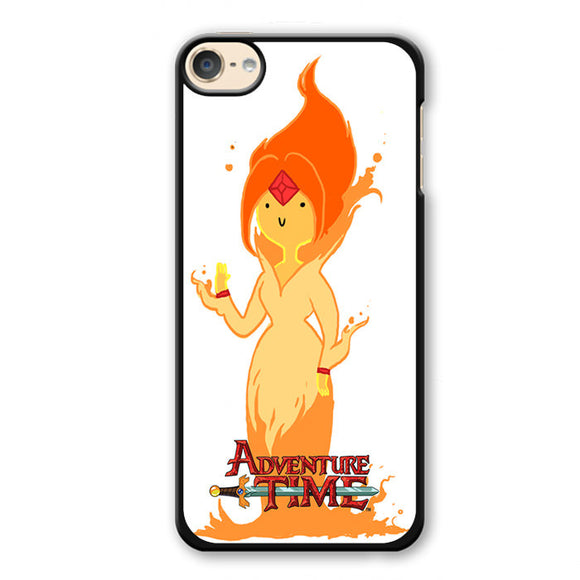 Adventure Time Flame Princess Phonecase Cover Case For Apple Ipod 4 Ipod 5 Ipod 6 - tatumcase
