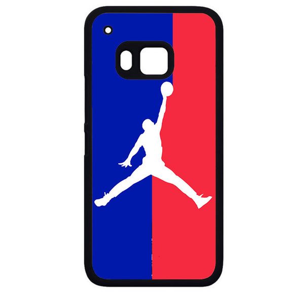 Air Jordan NBAPhonecase Cover Case For HTC One M7 HTC One M8 HTC One M9 HTC ONe X - tatumcase