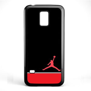 Air Jordan Red White Phonecase Cover Case For Samsung Galaxy S3 Mini Galaxy S4 Mini Galaxy S5 Mini - tatumcase