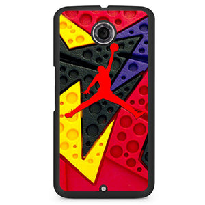 Air Jordan Shoes Retro Raptors Phonecase Cover Case For Google Nexus 4 Nexus 5 Nexus 6 - tatumcase