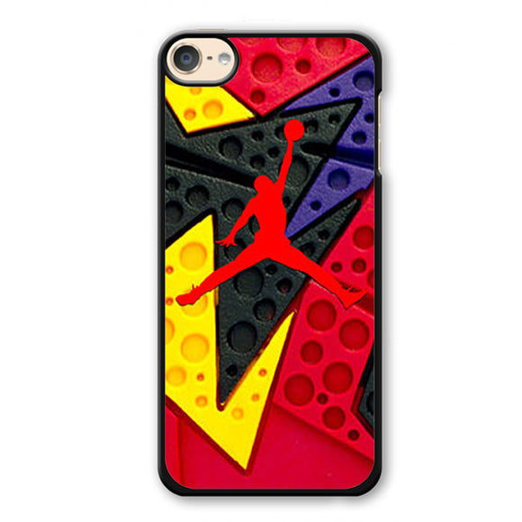 Air Jordan Shoes Retro Raptors Phonecase Cover Case For Apple Ipod 4 Ipod 5 Ipod 6 - tatumcase