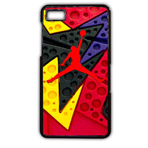 Air Jordan Shoes Retro Raptors Phonecase Cover Case For Blackberry Q10 Blackberry Z10 - tatumcase