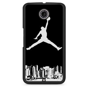 Air Jordan Sin City Phonecase Cover Case For Google Nexus 4 Nexus 5 Nexus 6 - tatumcase