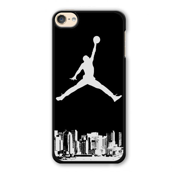 Air Jordan Sin City Phonecase Cover Case For Apple Ipod 4 Ipod 5 Ipod 6 - tatumcase