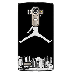 Air Jordan Sin City Phonecase Cover Case For LG G3 LG G4 - tatumcase