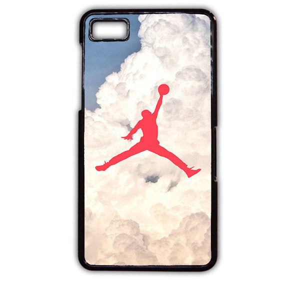 Air Jordan Sky TATUM-418 Blackberry Phonecase Cover For Blackberry Q10, Blackberry Z10 - tatumcase