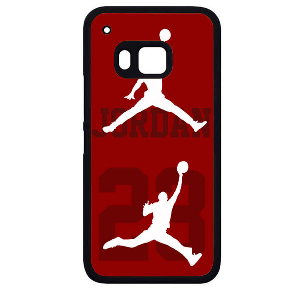 Air Jordan StepPhonecase Cover Case For HTC One M7 HTC One M8 HTC One M9 HTC ONe X - tatumcase