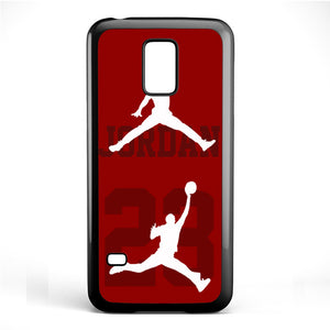 Air Jordan Step Phonecase Cover Case For Samsung Galaxy S3 Mini Galaxy S4 Mini Galaxy S5 Mini - tatumcase