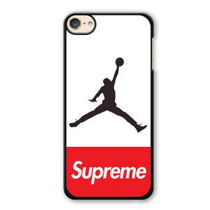 Air Jordan Supreme Phonecase Cover Case For Apple Ipod 4 Ipod 5 Ipod 6 - tatumcase