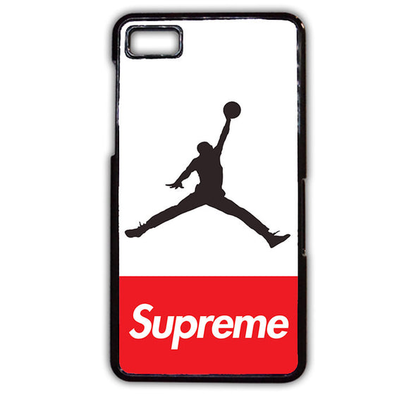 Air Jordan Supreme TATUM-423 Blackberry Phonecase Cover For Blackberry Q10, Blackberry Z10 - tatumcase