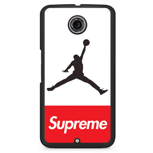 Air Jordan Supreme Phonecase Cover Case For Google Nexus 4 Nexus 5 Nexus 6 - tatumcase
