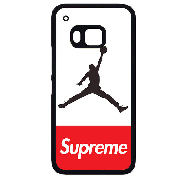 Air Jordan SupremePhonecase Cover Case For HTC One M7 HTC One M8 HTC One M9 HTC ONe X - tatumcase