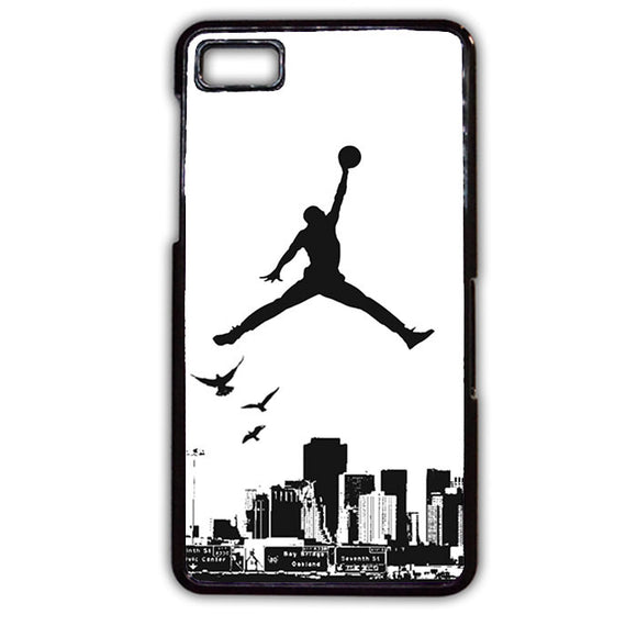 Air Jordan Uptown Phonecase Cover Case For Blackberry Q10 Blackberry Z10 - tatumcase
